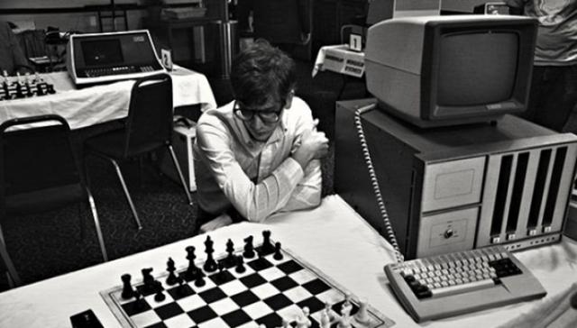 Computer Chess - Andrew Bujalski