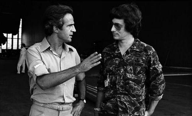 Steven-Spielberg-y-Francois-Truffaut-en-el-rodaje-de-Encuentros-cercanos-del-tercer-tipo
