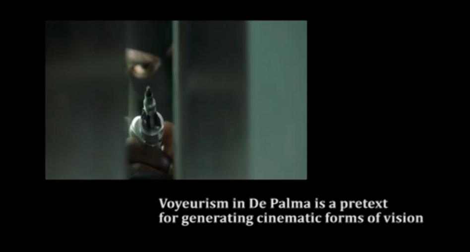 [De Palma's] VISION de Adrian Martin & Cristina Álvarez López