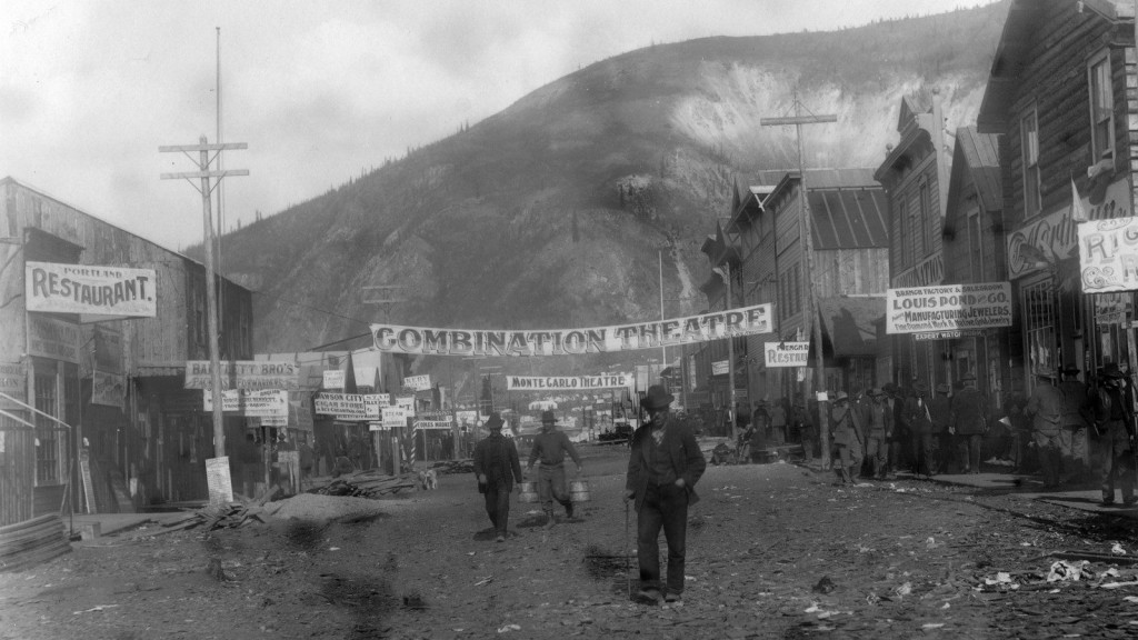 Dawson City: Frozen Time (Bill Morrison)