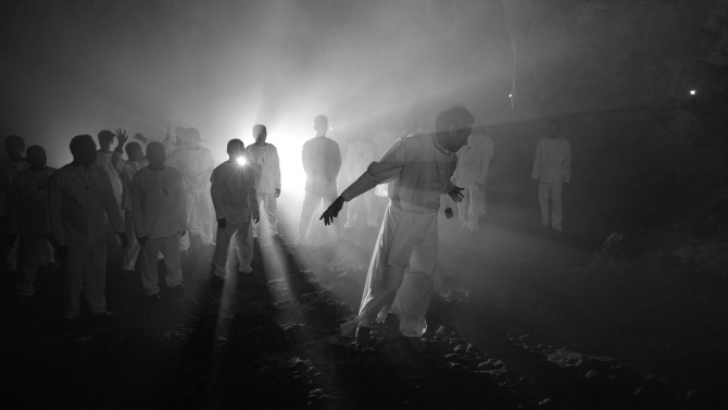 A Lullaby to the Sorrowful Mystery, Lav Diaz.